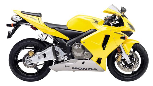 Honda CBR 600RR 2003 Yellow DECAL KIT by MOTODECAL.COM