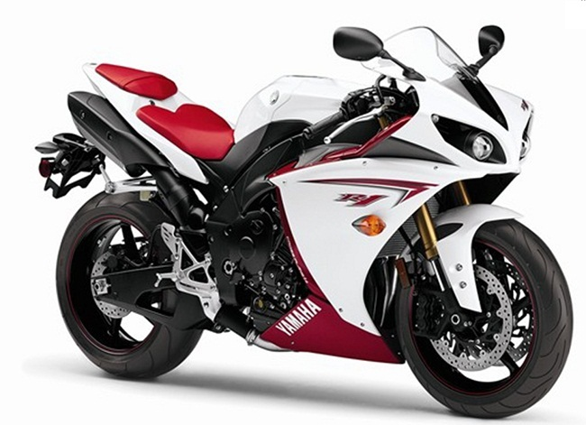 Yamaha Yzf R How Many Cc
