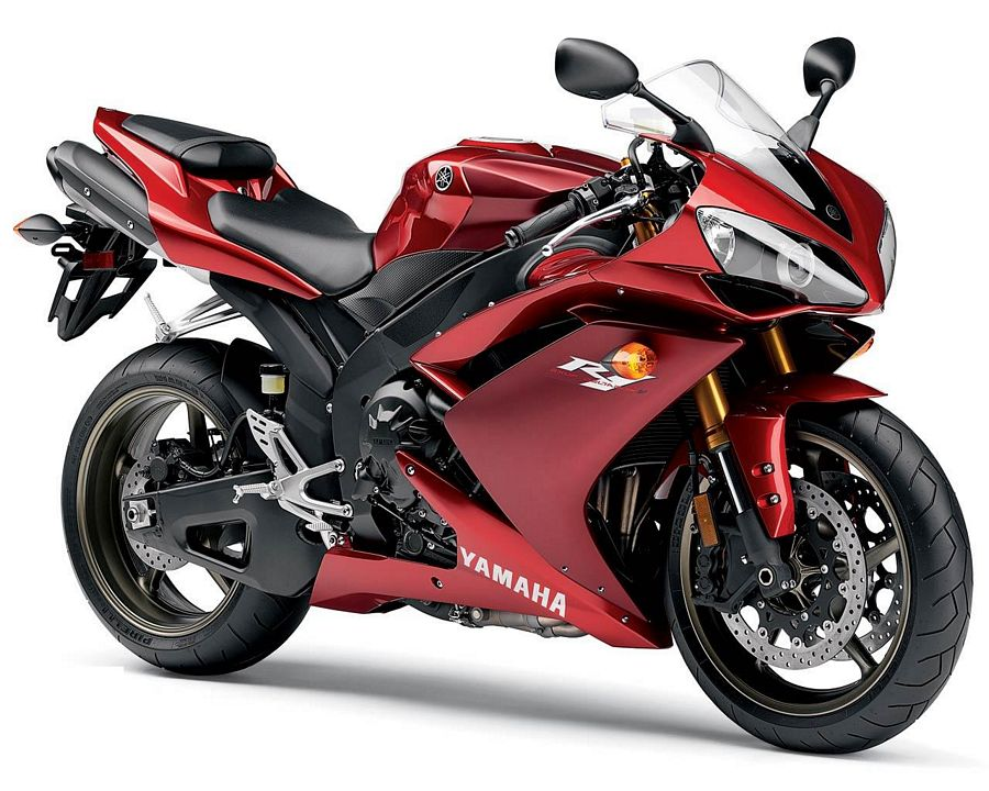 yamaha yzf r1 2008 lava red decal kit by motodecal com. Black Bedroom Furniture Sets. Home Design Ideas