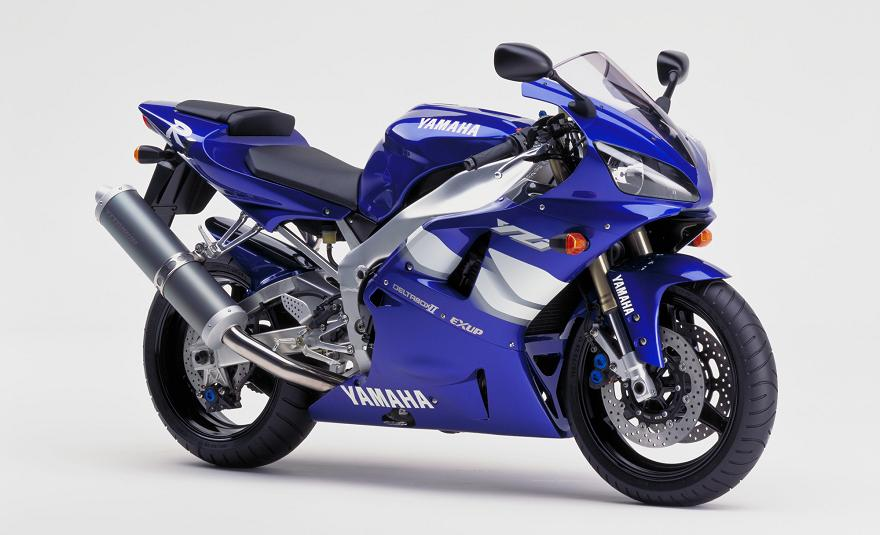 yamaha yzf r1 2000 blue decal kit by motodecal com. Black Bedroom Furniture Sets. Home Design Ideas