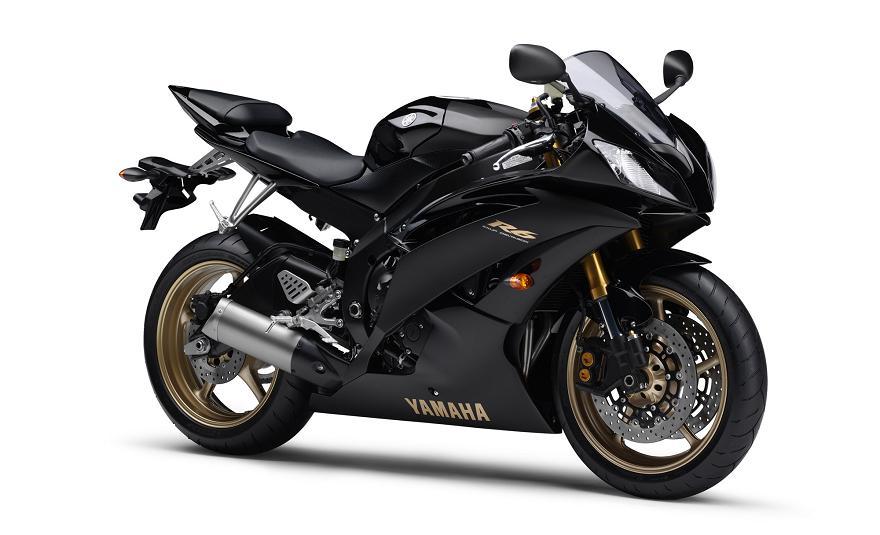 Yamaha yzf r6 2009 black decal kit by motodecal com for 2009 yamaha r6