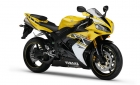 YAMAHA YZF-R1 2006 YELLOW 50th ANNIVERSARY DECAL KIT