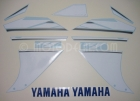 YAMAHA YZF-R1 2010 BLUE DECAL KIT