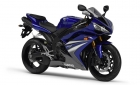 YAMAHA YZF-R1 2007 BLUE DECAL KIT